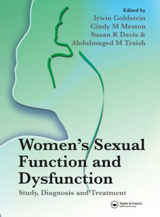 Women's Sexual Function and Dysfunction: Study, Diagnosis and Treatment, 1st Edition (Hardback) book cover