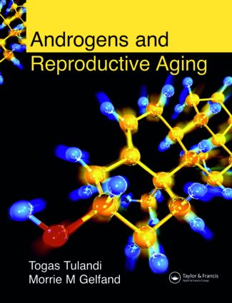 Androgens and Reproductive Aging: 1st Edition (Hardback) book cover
