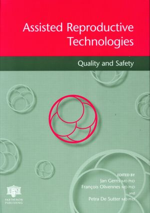Assisted Reproductive Technologies Quality and Safety: Quality and Safety, 1st Edition (Paperback) book cover