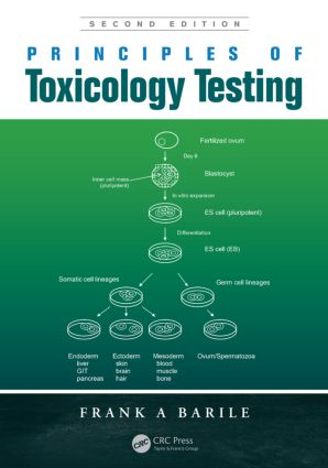 Principles of Toxicology Testing: 2nd Edition (Paperback) book cover