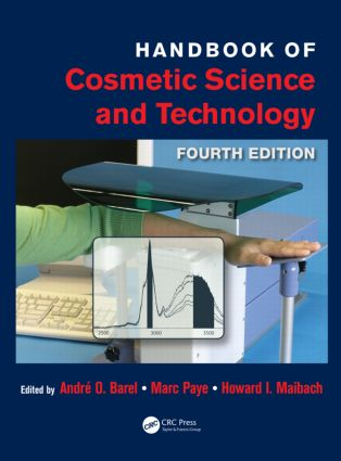 Handbook of Cosmetic Science and Technology: 4th Edition (Hardback) book cover
