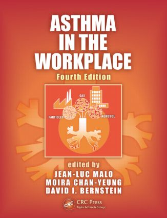 Asthma in the Workplace: 4th Edition (Hardback) book cover