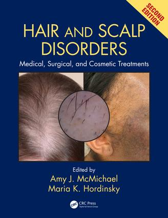 Hair and Scalp Disorders: Medical, Surgical, and Cosmetic Treatments, Second Edition, 2nd Edition (e-Book) book cover