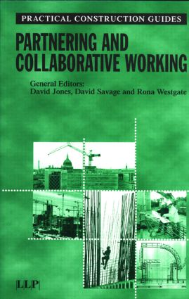 Partnering and Collaborative Working book cover