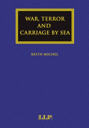 War, Terror and Carriage by Sea book cover