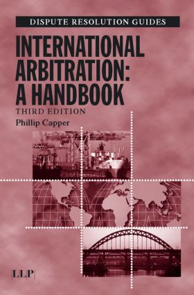 International Arbitration: A Handbook book cover