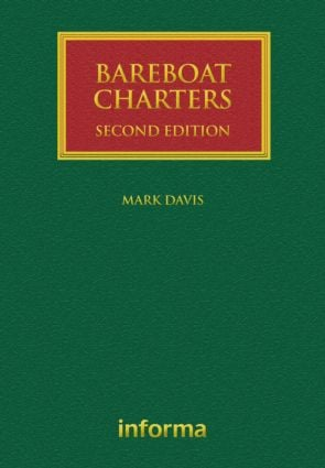 Bareboat Charters: 2nd Edition (Hardback) book cover