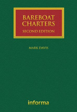 Bareboat Charters book cover