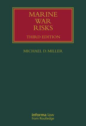 Marine War Risks book cover