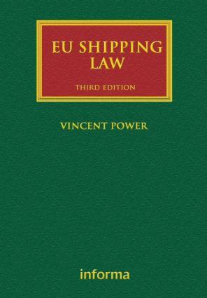 EU Shipping Law book cover