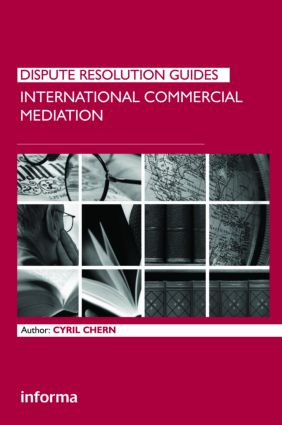 International Commercial Mediation book cover