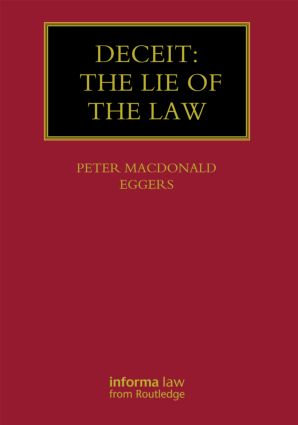 Deceit: The Lie of the Law