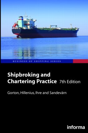 Shipbroking and Chartering Practice (Hardback) book cover