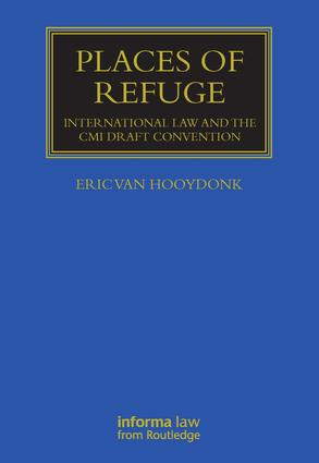 Places of Refuge book cover