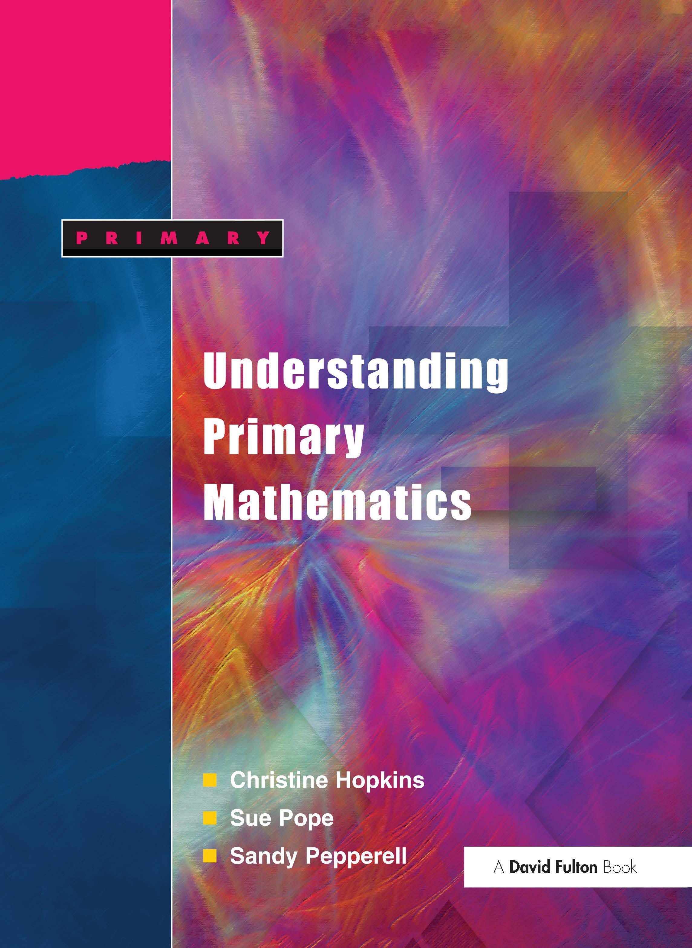 Understanding Primary Mathematics