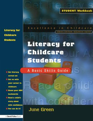 Literacy for Childcare Students: A Basic Skills Guide, 1st Edition (Paperback) book cover