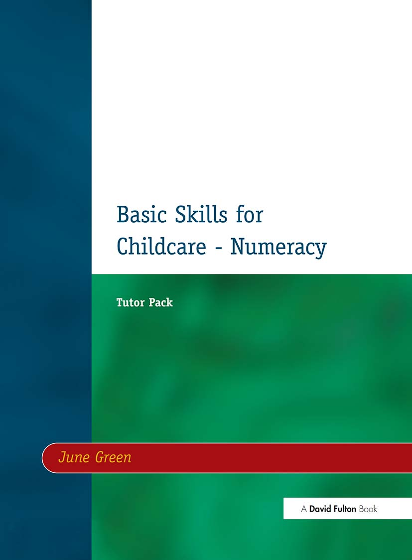 Basic Skills for Childcare - Numeracy