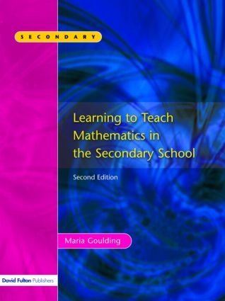 Learning to Teach Mathematics, Second Edition: 1st Edition (Hardback) book cover