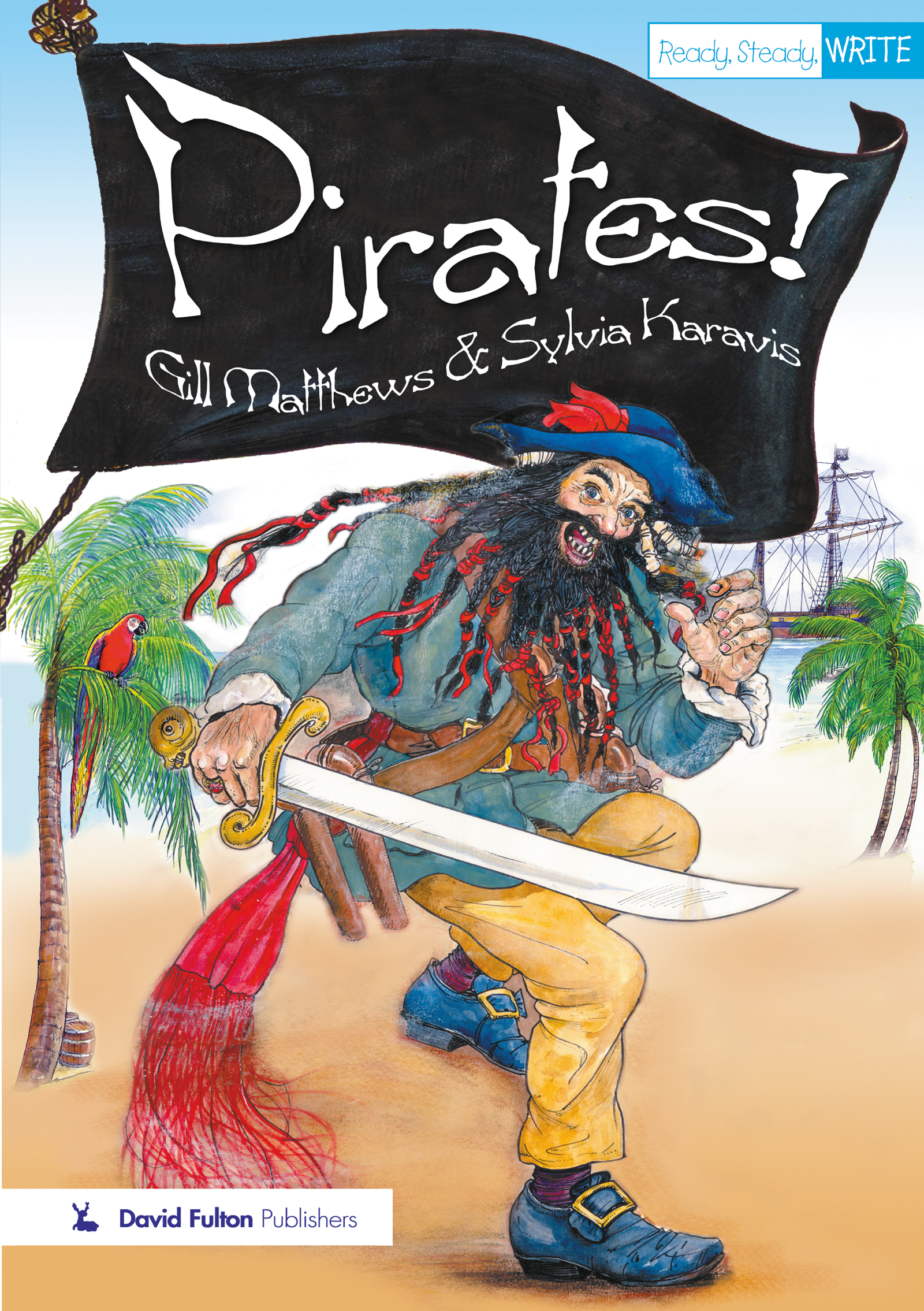 Pirates (Paperback) book cover