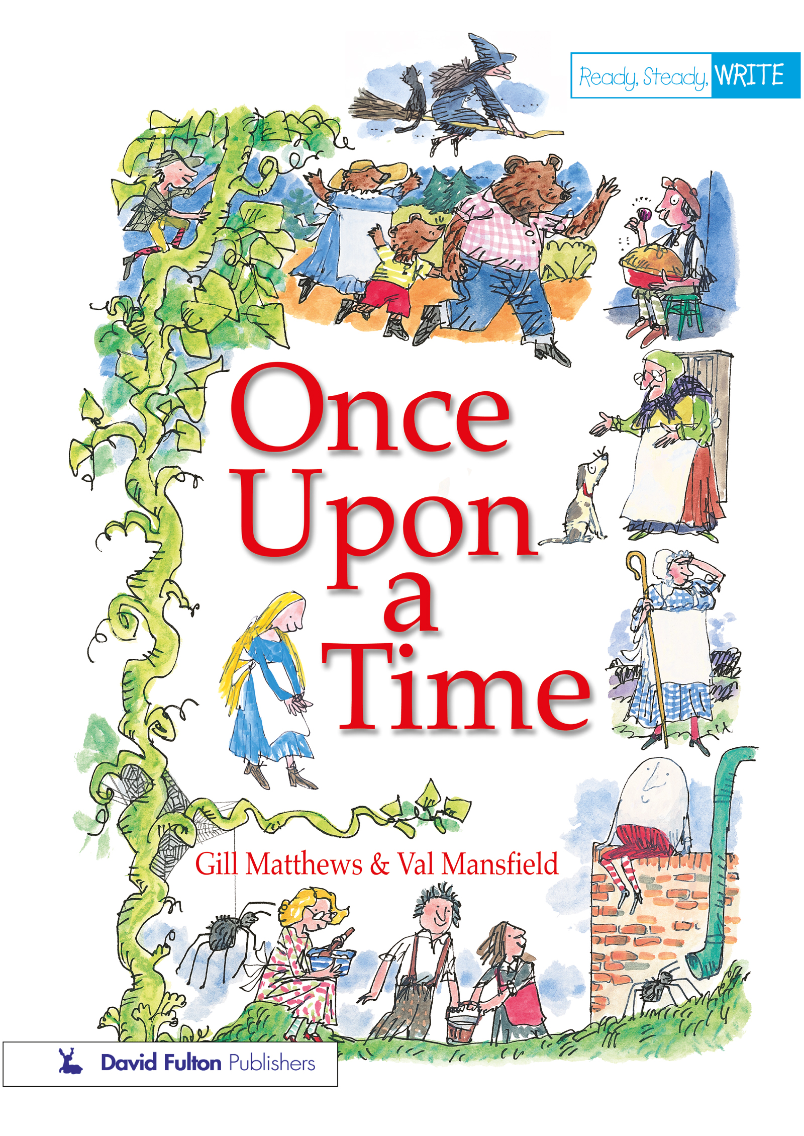 Once Upon A Time (Paperback) book cover