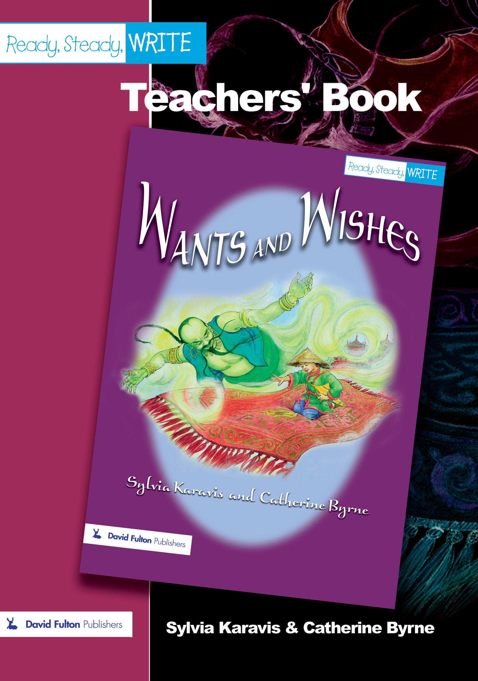 Wants, Wishes and Wizardry (Paperback) book cover