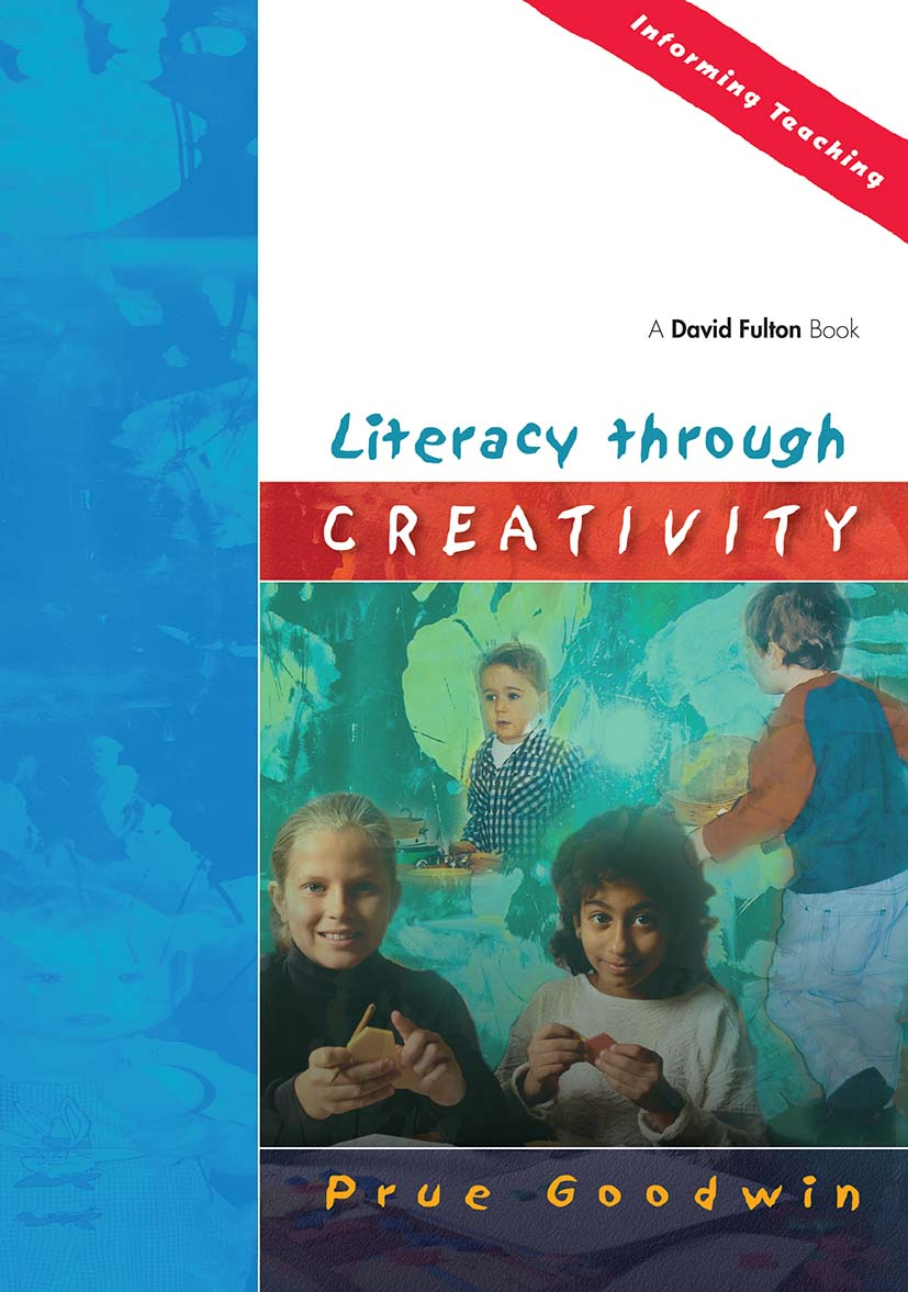 Literacy through Creativity (Paperback) book cover