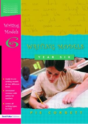 Writing Models Year 6 (Paperback) book cover