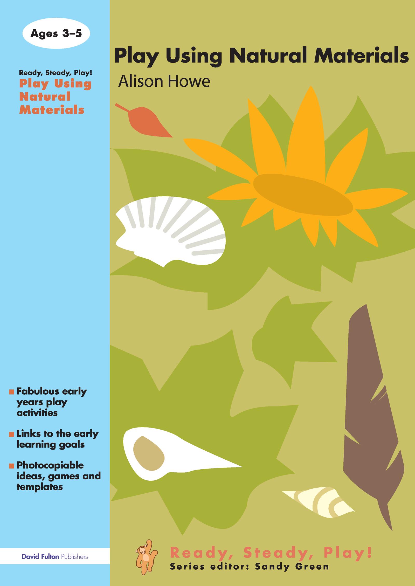 Play using Natural Materials book cover