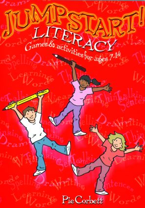 Jumpstart! Literacy: Games and Activities for Ages 7-14 book cover