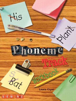 Phoneme Track Workbook: 1st Edition (Paperback) book cover