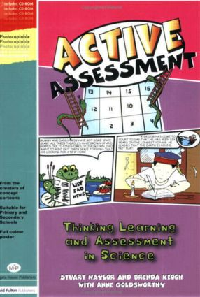 Active Assessment for Science: Thinking, Learning and Assessment in Science, 1st Edition (Paperback) book cover