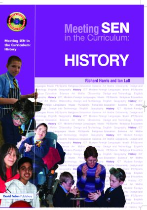 Meeting SEN in the Curriculum: History (Hardback) book cover