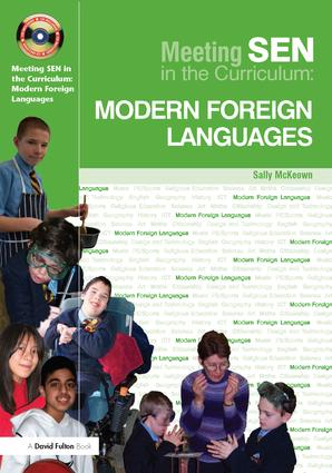 Meeting Special Needs in Modern Foreign Languages (Hardback) book cover