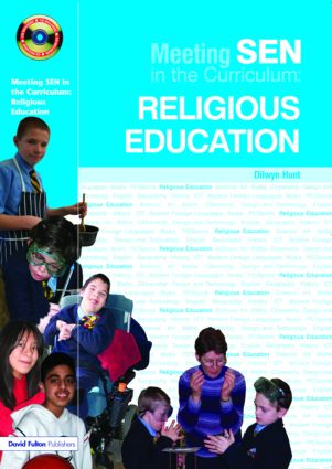 Meeting SEN in the Curriculum: Religious Education (Paperback) book cover