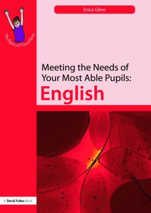 Meeting the Needs of Your Most Able Pupils: English book cover