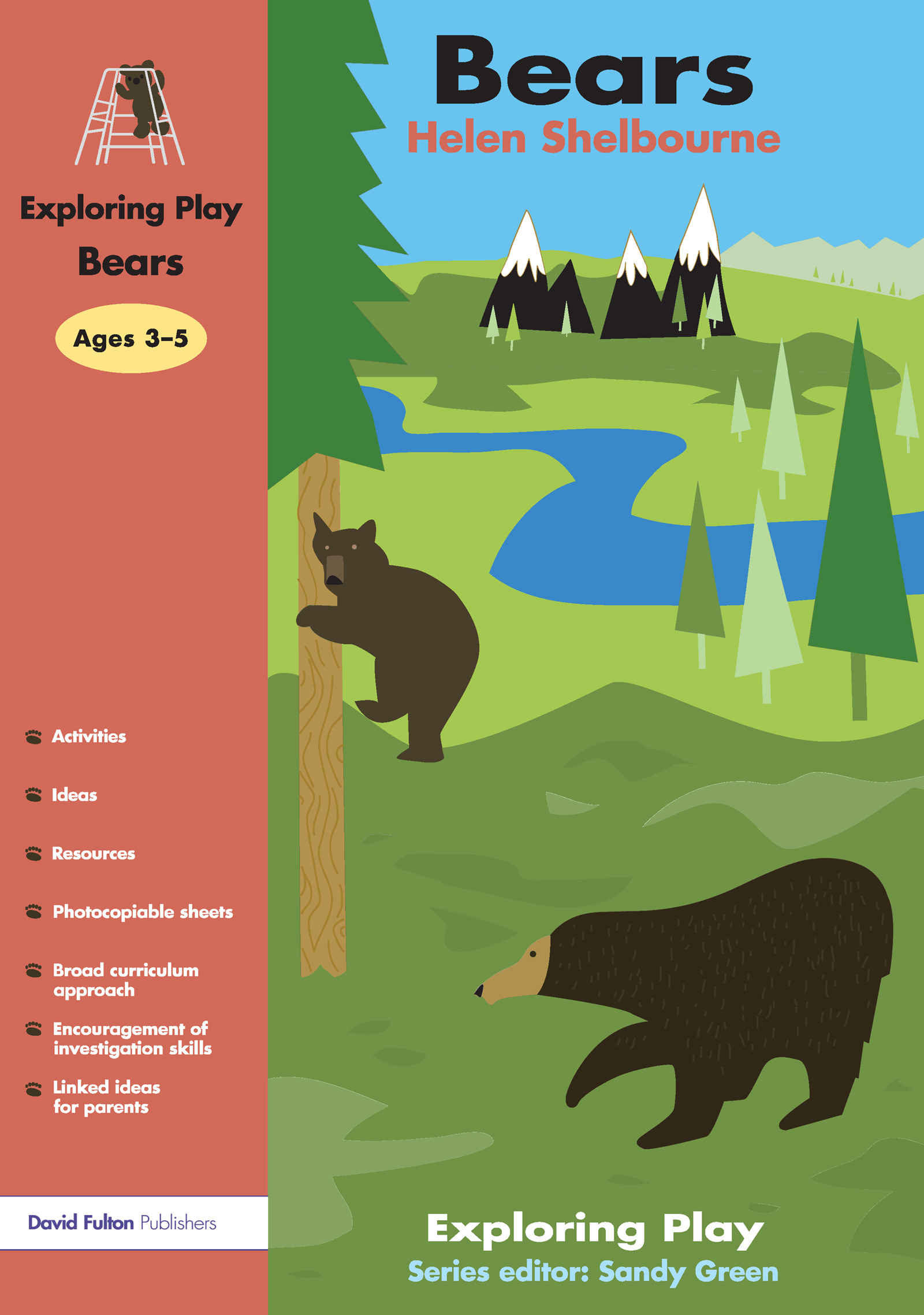 Bears: 1st Edition (Paperback) book cover