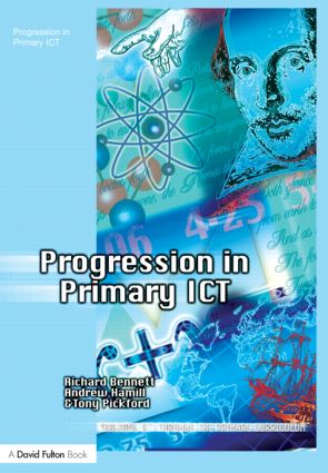 Progression in Primary ICT (Paperback) book cover