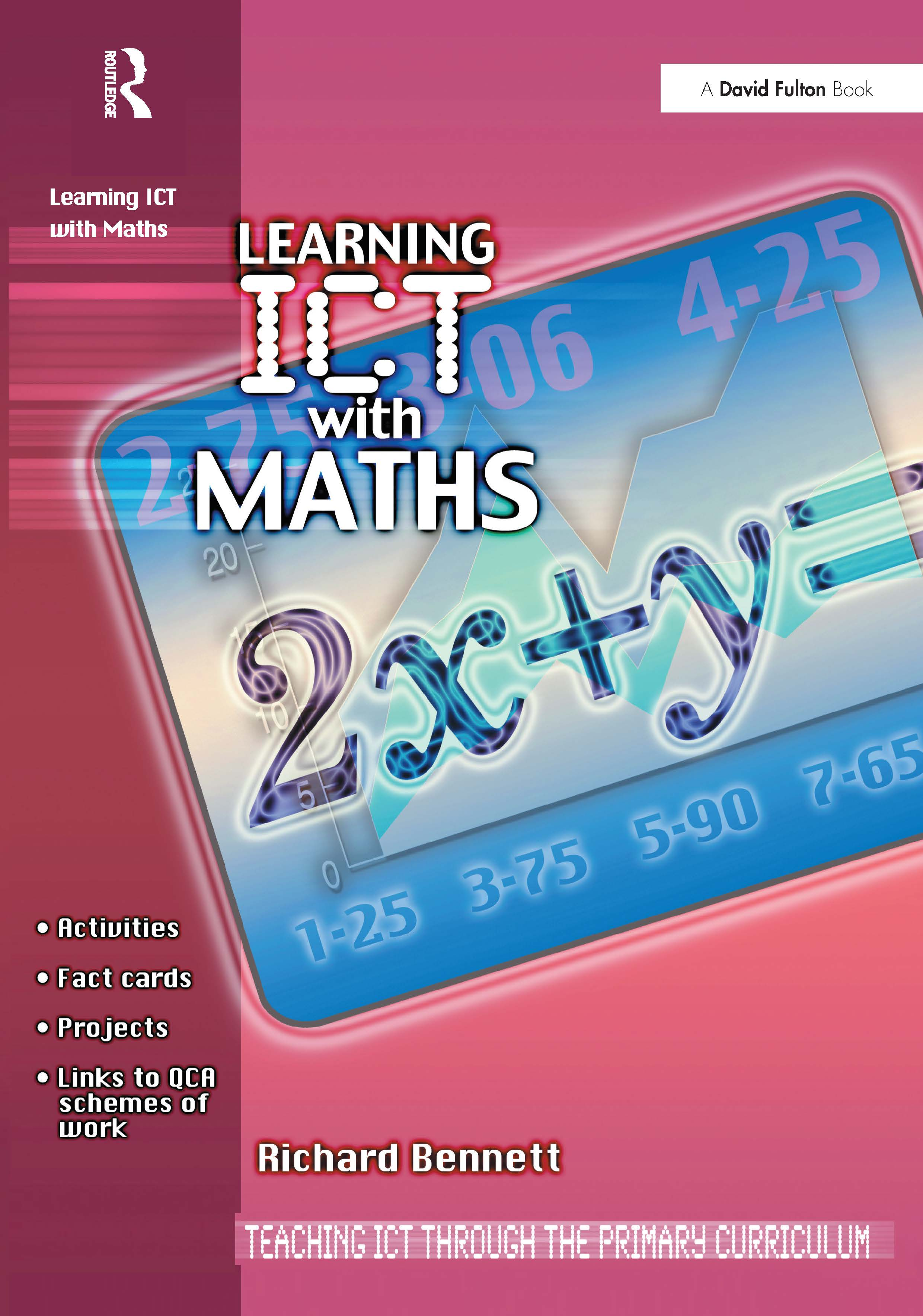 Learning ICT with Maths book cover