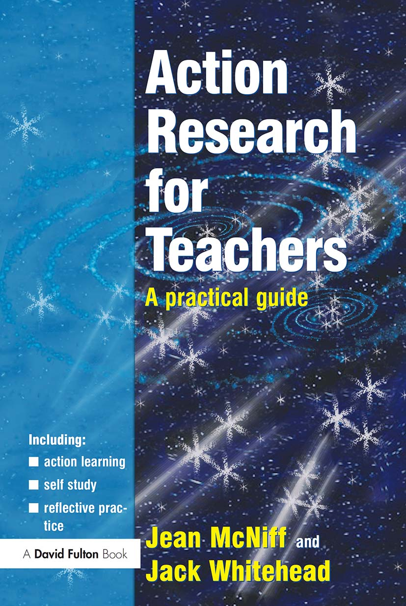 Action Research for Teachers: A Practical Guide, 1st Edition (Paperback) book cover