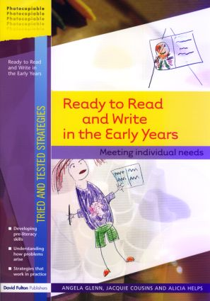 Ready to Read and Write in the Early Years