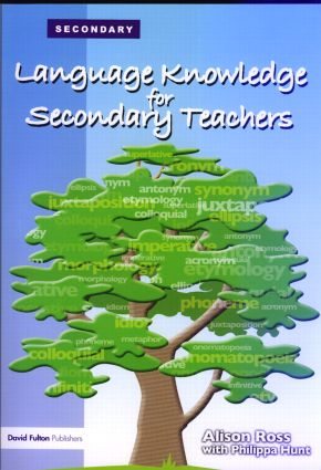 Language Knowledge for Secondary Teachers: 1st Edition (Paperback) book cover