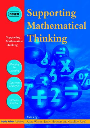 Supporting Mathematical Thinking: 1st Edition (Paperback) book cover