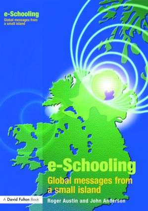 E-schooling: Global Messages from a Small Island book cover