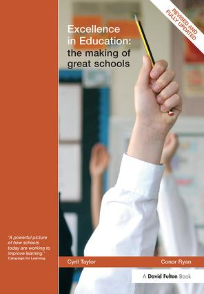 Excellence in Education: The Making of Great Schools, 2nd Edition (Paperback) book cover