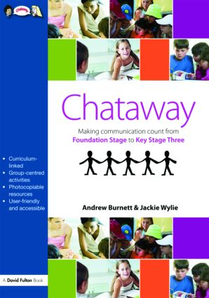 Chataway: Making Communication Count, from Foundation Stage to Key Stage Three (Paperback) book cover