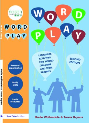 Word Play: Language Activities for Young Children (Paperback) book cover