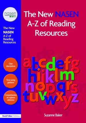 The New nasen A-Z of Reading Resources book cover