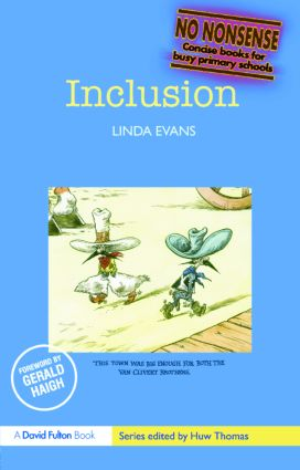 Inclusion: 1st Edition (Paperback) book cover