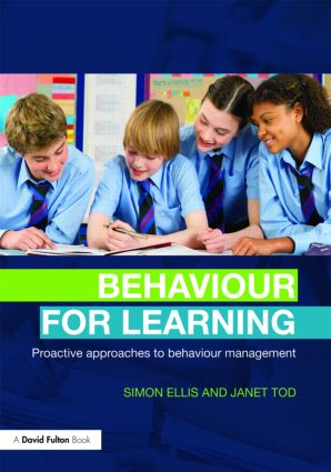 Behaviour for Learning: Proactive Approaches to Behaviour Management (Paperback) book cover