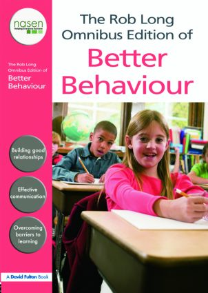 The Rob Long Omnibus Edition of Better Behaviour book cover